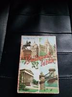 Budapesti séták -Szocreál kártyajáték.Kvartett.