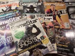 A LEGNAGYOBB JÁTÉKMAGAZIN  GameStar 2013-tól