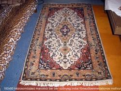 Kézi csomózású marokkói ber ber szőnyeg 160x90