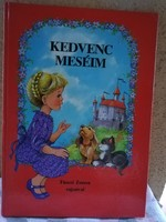 Kedvenc meséim-H. C. Andersen Grimm-1990