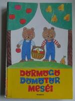 Dörmögő Dömötör meséi (25 év legszebb meséi)-  régi mesekönyv (1982)