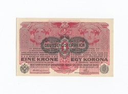 1 korona 1916 szép ropogós