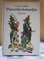 Pinocchio kalandjai - 1986 Carlo Collodi