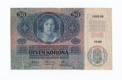50 Korona 1914