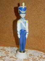 Német GDR katona gyerek.