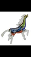 Murano style üveg ló