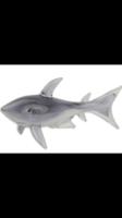 Murano style üveg cápa