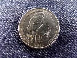 USA Dél-Dakota 1/4 Dollár 2013 D / id 10582/
