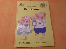 Richard Scarry            Dr. Doktor  IN English   Magyarul, 1990
