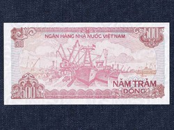 Vietnám 500 Dong bankjegy 1988 / id 12270/