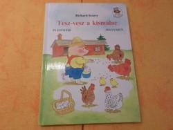 Richard Scarry  Tesz - vesz a kismalac in english magyarul, 1991