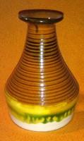 Vígh Éva Váza és jelzett ikebana - az ár darab ár