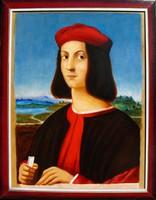 Moona - Raffaello Pietroja OLAJFESTMÉNY