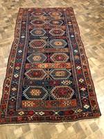 Kaukázusi szőnyeg eredeti kézi csomózás