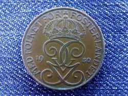 Svédország V. Gusztáv (1907-1950) 5 Öre 1950 / id 9281/