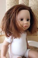 Eredeti Zapf Chouchou baba 42cm alvós hajas baba számozott hibátlan játékbaba