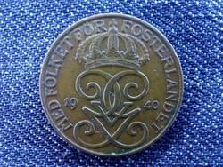 Svédország V. Gusztáv (1907-1950) 5 Öre 1940 / id 9279/