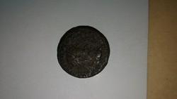 Római Birodalmi 4db-os vegyes rézpénz