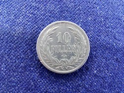 Osztrák-Magyar Korona érmék 10 fillér 1909 KB / id 11596/