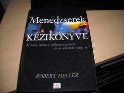 Robert Heller: Menedzserek kézikönyve