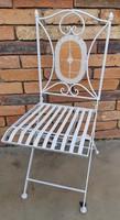 Vas szék összecsukható