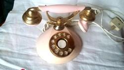 Régi asztali telefon