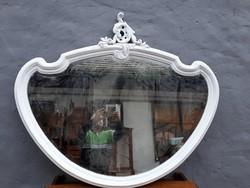 Tükőr,barokk tükör,provence tükör