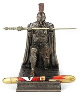 Romai harcos tol tartó, levélbontó