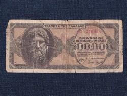 Görögország 500000 Drachma bankjegy 1944 / id 12949/