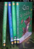 Holly Webb könyvcsomag mese karácsony