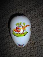 Herendi fácán mintás porcelán tojás