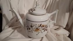Porcelán kávés/teáskanna