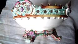 Antik asztalközép,kínáló tál