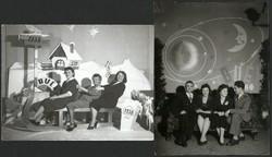 BUÉK 1959 és 1960 / 2db fotó