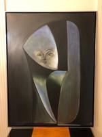 Takáts Márton Picasso másolat