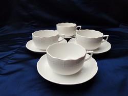 Csészék+alátétek   4 szett