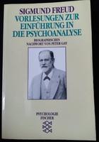 S.FREUD:VORLESUNGEN ZUR EINFÜHRUNG IN DIE PSYCHOANALIESE