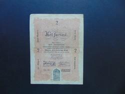2 forint 1848 Kossuth bankó
