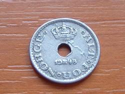 NORVÉGIA 10 ŐRE 1948