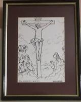 Orvos András:Jézus  megfeszítése