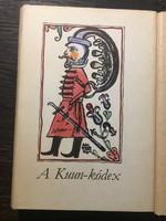 KUUN Kodex / reprint