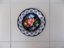 Ritka Gránit falitányér fali tányér 20,5 cm (n)
