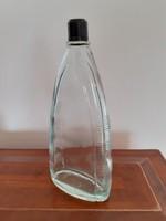 Retro hajápolós üveg vintage Schwarzkopf palack 17.5 cm