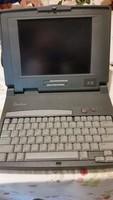 Retro laptop eladó! COMPAQ .Gyűjtőknek!