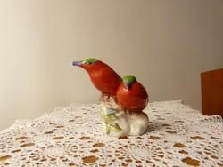 Herendi porcelán madarak