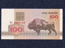 Fehéroroszország 100 Rubel bankjegy 1992 / id 11803/