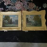 Tordai Székely festmények