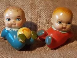 Kerámia hegyező babák