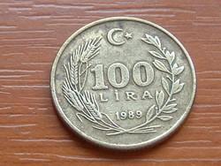 TÖRÖK 100  LÍRA 1989