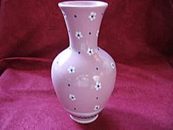 Gmundner Dirndl rosa váza